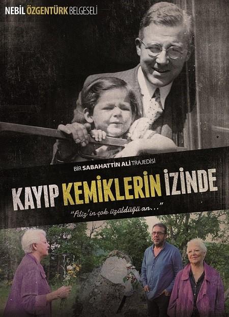 NEBİL ÖZGENTÜRK'ÜN SABAHATTİN ALİ BELGESELİ İLK GÖSTERİMİ!